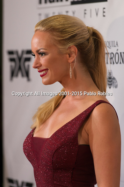 Caroline Campbell attend the Celebrity Fight Night event on March 23, 2019 in Scottsdale, AZ.