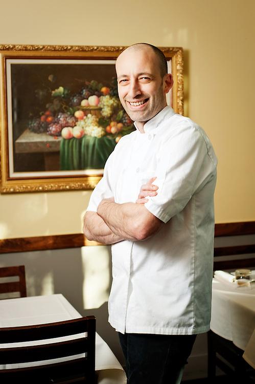 Business Portraits for Gallo Nero Restaurant Financial Services