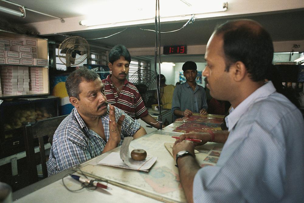 Putti Ram's Cabin, Kolkata