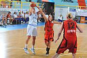 DESCRIZIONE : Cagliari Qualificazioni Europei 2011 Italia Belgio<br /> GIOCATORE : Chiara Pastore<br /> SQUADRA : Nazionale Italia Donne<br /> EVENTO : Qualificazioni Europei 2011<br /> GARA : Italia Belgio<br /> DATA : 20/08/2010 <br /> CATEGORIA : Tiro<br /> SPORT : Pallacanestro <br /> AUTORE : Agenzia Ciamillo-Castoria/M.Gregolin<br /> Galleria : Fip Nazionali 2010 <br /> Fotonotizia : Cagliari Qualificazioni Europei 2011 Italia Belgio<br /> Predefinita :