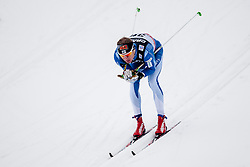 Ville Nousiainen of Finland during mens 10km Classic individual start of the Tour de Ski 2014 of the FIS cross country World cup on January 4th, 2014 in Cross Country Centre Lago di Tesero, Val di Fiemme, Italy. (Photo by Urban Urbanc / Sportida)