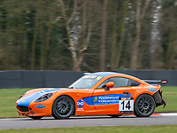 #14 Tom SIBLEY Xentek Motorsport  during Ginetta G40 Cup  as part of the British GT and BRDC British F3 Championship at Oulton Park, Little Budworth, Cheshire, United Kingdom. March 31 2018. World Copyright Peter Taylor/PSP.
