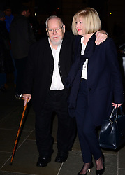 Peter Blake attends a VIP private view of David Bailey: Bailey's Stardust, a major exhibition showcasing the work of acclaimed fashion photographer David Bailey, providing a retrospective of his career during which he has photographed stars including The Beatles, Andy Warhol and Jack Nicholson. Sponsored by Hugo Boss, at National Portrait Gallery, St Martin's Place,  London, United Kingdom. Monday, 3rd February 2014. Picture by Nils Jorgensen / i-Images