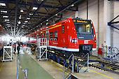 Neuer S-Bahn Zug