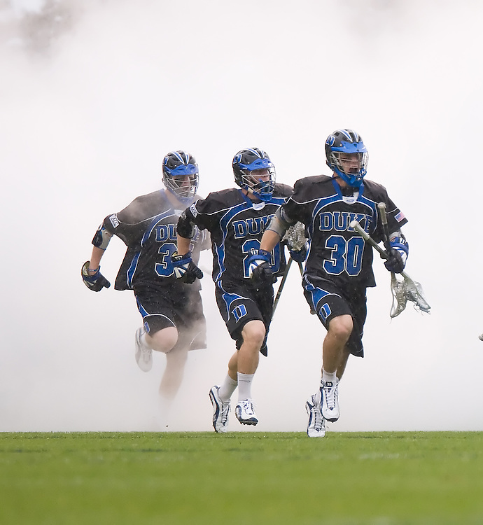 Duke-  John Hopkins<br /> 2008 Regular season game<br /> April 5th Durham NC
