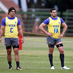 General views during the Argentina (Los Pumas) Training at Glenwood High School Durban South Africa.,On 13th August 2018  (Photo by  Steve Haag )
