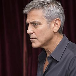 September 9, 2017 - Toronto, California, Canada - George Clooney Director and Producer of Suburbicon (Credit Image: © Armando Gallo via ZUMA Studio)