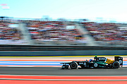 Nov 15-18, 2012: Vitaly PETROV (RUS) CATERHAM F1 TEAM..© Jamey Price/XPB.cc