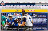 NFL website<br /> Photo: Rick Osentoski/Associated Press
