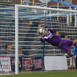 Morton v Brechin City   Scottish League One   4 April 2015