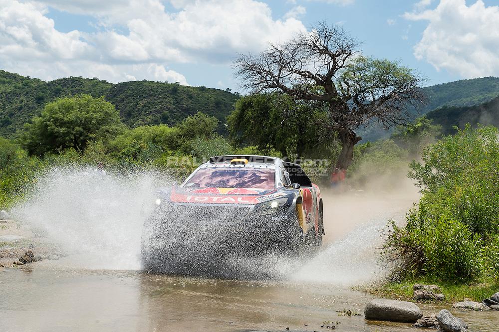 Dakar Rallye 2016 - Stage 12 - San Juan-Villa Carlos Paz
