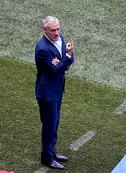France Manager Didier Deschamps  - Mandatory by-line: Joe Meredith/JMP - 26/06/2016 - FOOTBALL - Stade de Lyon - Lyon, France - France v Republic of Ireland - UEFA European Championship Round of 16