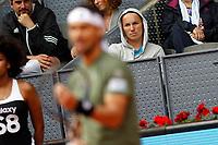 Russian tennis player Svetlana Kuznetsova during Madrid Open Tennis 2017 match. May 10, 2017.(ALTERPHOTOS/Acero)