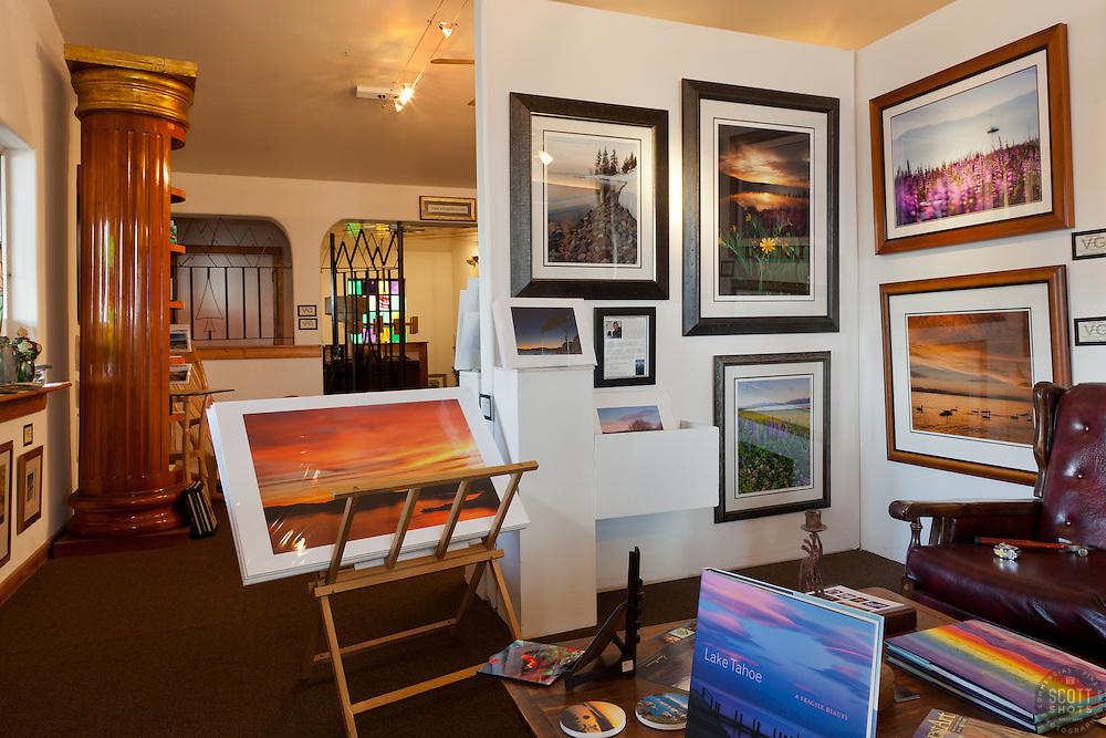 Visa Gallery Exhibit