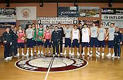 Ferentino, 01/04/2008<br /> Basket, Nazionale Italiana Maschile Senior<br /> Raduno a Ferentino<br /> Nella foto: team<br /> Foto Ciamillo