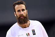 Luigi Datome<br /> Nazionale Italiana Maschile Senior<br /> Torneo di Tolosa<br /> Montenegro Italia Montenegro Italy<br /> FIP 2017<br /> Tolosa, 18/08/2017<br /> Foto M.Ceretti / Ciamillo - Castoria