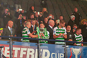 Celtic FC win the Betfred Scottish League Cup  at Hampden Park, Glasgow, United Kingdom on 8 December 2019.