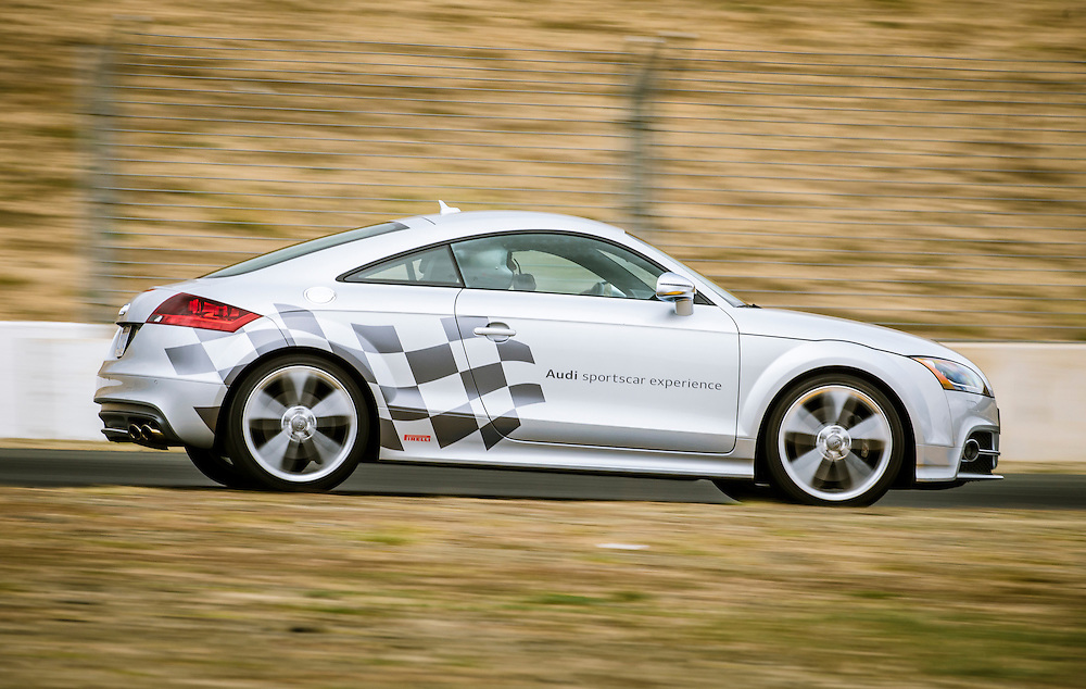TTS at Sonoma Raceway | Audi sportscar experience