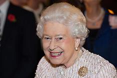 London Queen hosts Co-operation Ireland reception 8 Nov 2016