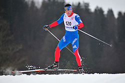 MIKHAYLOV Kirill, RUS at the 2014 IPC Nordic Skiing World Cup Finals - Long Distance