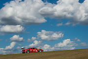 September 19, 2015: Tudor at Circuit of the Americas. #62 Kaffer, Fisichella, ITA Risi Ferrari 458 Italia, GTLM