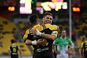 20170318 Super Rugby - Hurricanes v Highlanders