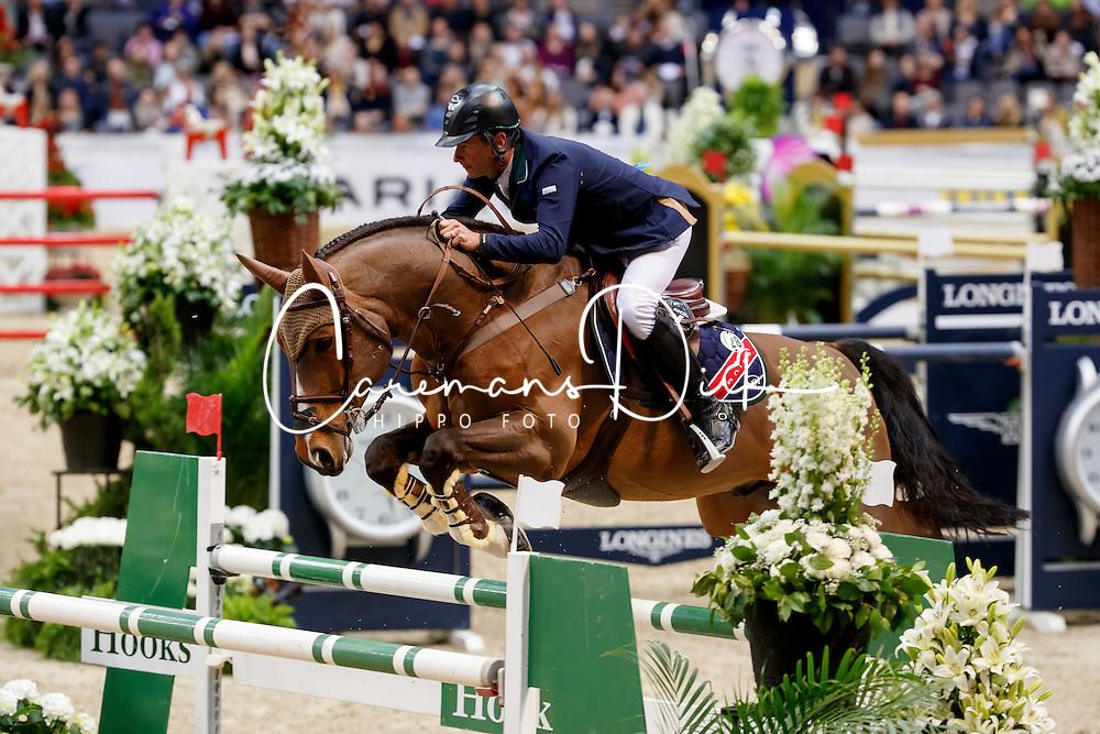 Lynch Denis, IRL, All Star<br /> Gothenburg Horse Show FEI World Cups 2017<br /> © Hippo Foto - Stefan Lafrentz<br /> 26/02/17