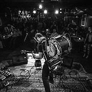HAMPTON, VA - APRIL 17:  Phillip Roebuck performs to a packed house at The Taphouse on Thursday, April 17, 2014 in Hampton, Va. (Photo by Jay Westcott/Zuma Press)