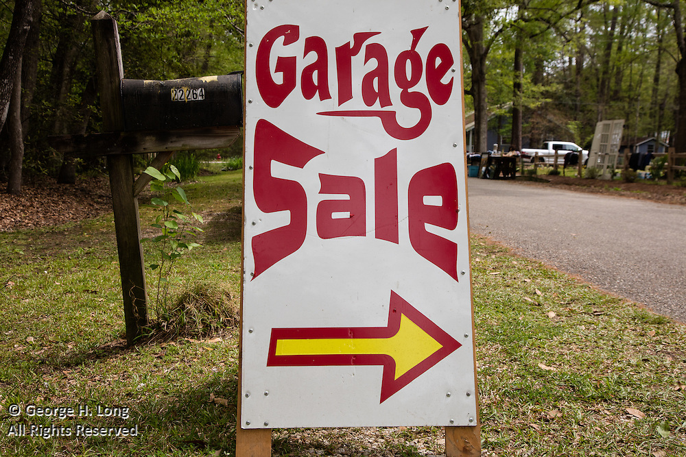 Abita Springs Whole Town Garage Sale; March 26, 2016