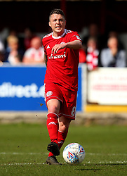 Billy Kee of Accrington Stanley - Mandatory by-line: Robbie Stephenson/JMP - 14/04/2018 - FOOTBALL - Wham Stadium - Accrington, England - Accrington Stanley v Exeter City - Sky Bet League Two