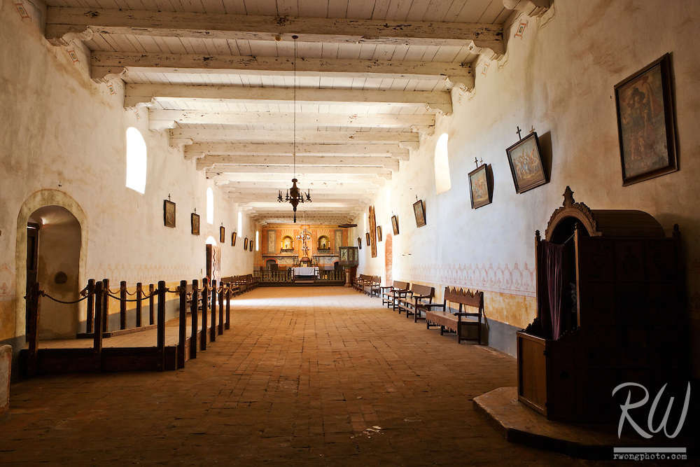 Mission La Purisima Chapel, Lompoc, California