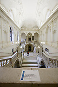 Universities in Vienna, Austria..Universität Wien..Stairways.