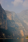 Qutang Gorge, part of the Three Gorges on the Yangtze River, China