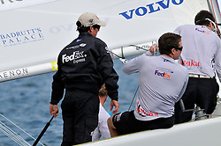 Robertson v Bruni. Photo:Chris Davies/WMRT