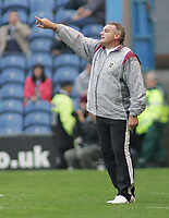 Photo: Paul Thomas.<br /> Burnley v Cardiff. Coca Cola Championship.<br /> 10/09/2005.<br /> <br /> Cardiff manager Dave Jones.