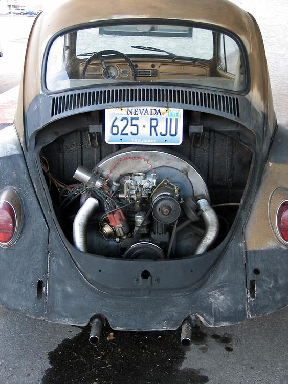 Volkswagen Beetle in Nevada