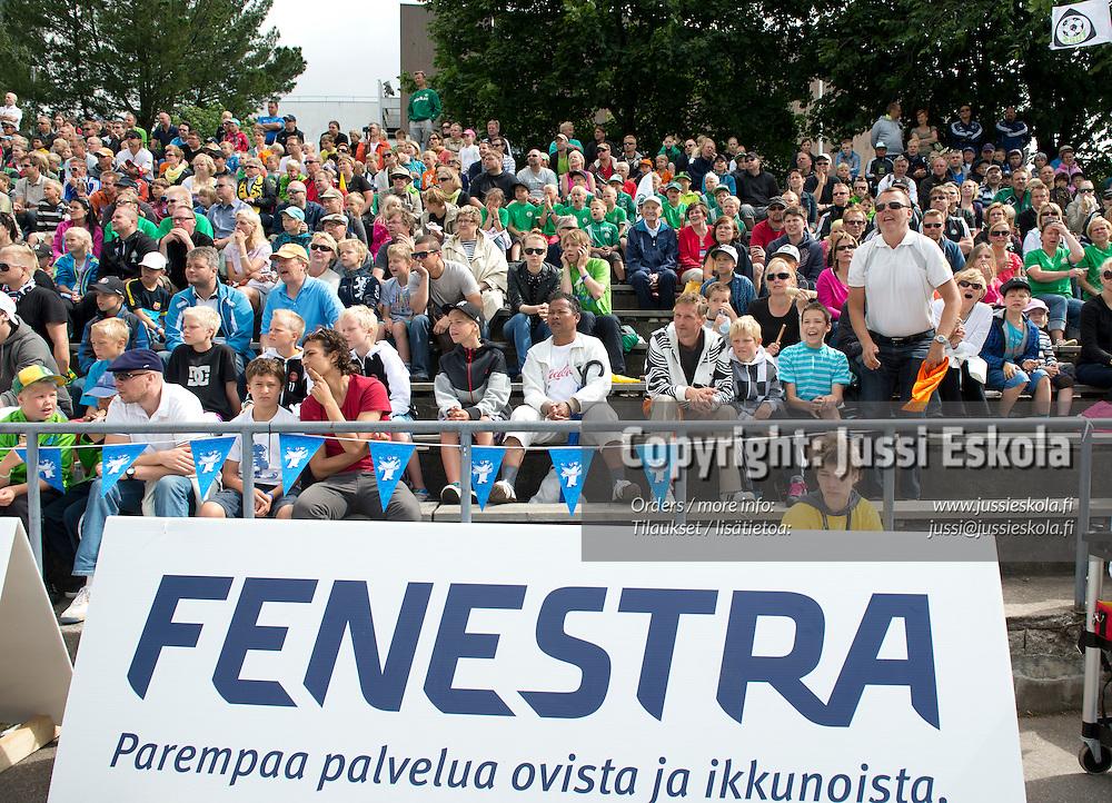 Helsinki Cup. Finaalit. Pallokenttä, Töölö, Helsinki, 14.7.2012. Photo: Jussi Eskola
