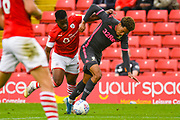 Leeds United forward Helder Costa (17) during the EFL Sky Bet Championship match between Barnsley and Leeds United at Oakwell, Barnsley, England on 15 September 2019.
