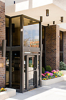 Entrance at 1725 York Avenue