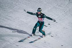06.01.2020, Paul Außerleitner Schanze, Bischofshofen, AUT, FIS Weltcup Skisprung, Vierschanzentournee, Bischofshofen, Finale, im Bild Domen Prevc (SLO) // Domen Prevc of Slovenia during the final for the Four Hills Tournament of FIS Ski Jumping World Cup at the Paul Außerleitner Schanze in Bischofshofen, Austria on 2020/01/06. EXPA Pictures © 2020, PhotoCredit: EXPA/ Dominik Angerer