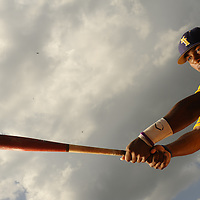 May 28, 2011-- Montverde, FL, U.S.A. -- Francisco Lindor of Montverde Academy is one of our ALL USA TODAY baseball team candidates. -- ..Photo by Preston C. Mack, Freelance.