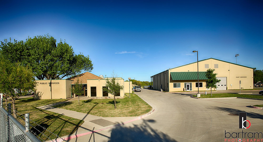The Colony Public Services in The Colony, Texas. (Photo by Kevin Bartram)