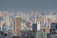 Panorama of São Paulo from Edificio Italia, 2nd highest building in the city. Panorama de la ville de Sao Paulo vu depuis le Edificio Italia, le 2ème plus haut building de la ville.