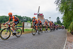 2017 National Road Race Championships Netherlands Men Elite, Montferland, The Netherlands, 25 June 2017. Photo by Thomas van Bracht / PelotonPhotos.com | All photos usage must carry mandatory copyright credit (Peloton Photos | Thomas van Bracht)