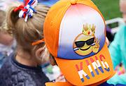 Nederland, the Netherlands, Nijmegen, 27-4-2018Koningsdag. Vrijmarkt op het Valkhof. Foto: Flip Franssen