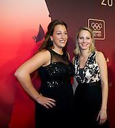 AMSTERDAM - Elis Ligtlee De verkiezing van de sporters van het jaar tijdens het NOC*NSF Sportgala in de RAI.  COPYRIGHT ROBIN UTRECHT