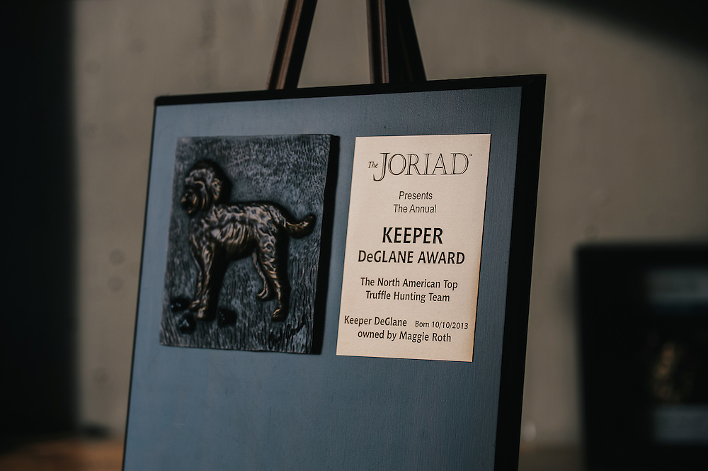 Gala AwardsThe Joriad, the North American truffle Dog Championship
