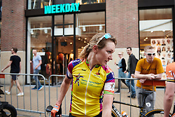 GC winner, Amy Pieters (NED) at Healthy Ageing Tour 2018 - Stage 5, a 94.3 km road race in Groningen on April 8, 2018. Photo by Sean Robinson/Velofocus.com