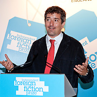 Independent Foreign Fiction Prize 2011