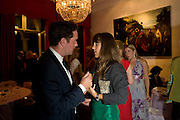 CHRIS O'NEILL;  ANOUSKA D'ABO, Christie's Gala. Casa Austria.  Amadeus Weekend. Salzburg. 22 August 2008.  *** Local Caption *** -DO NOT ARCHIVE-© Copyright Photograph by Dafydd Jones. 248 Clapham Rd. London SW9 0PZ. Tel 0207 820 0771. www.dafjones.com.
